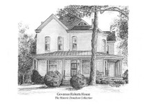 Governor Roberts House 7x5 print