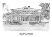 Logue House (Stone House) 7x5 print