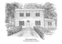 McCampbell House 7x5 print