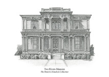 Two Rivers (McGavock) Mansion 7x5 print