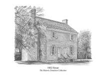 1802 House 7x5 print