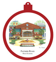 Father Ryan High School - Norwood Drive Ornament