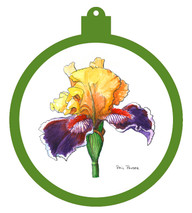 Iris - Edith Ornament
