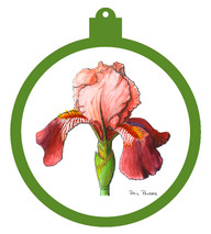 Iris - Tennessee Ornament
