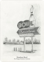 Donelson Bowl 5x7 print