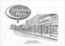 Donelson Plaze 5x7 print