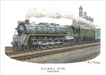 N.C. & St. L. No. 576