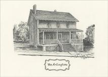 The Arlington 5 x 7 - Old Hickory Village