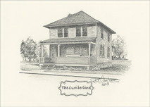 The Cumberland 5 x 7 - Old Hickory Village