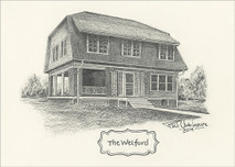 The Welford 5x7 The Old Hickory Village