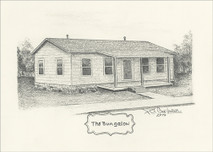 The 6 Room Bungalow 5x7 The Old Hickory Village