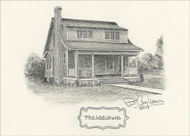 The Ketchum 5x7 The Old Hickory Village