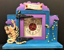 RJ - Clock Scorpio