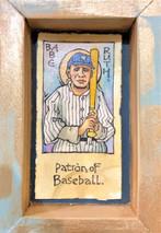 RJ - Patron of Baseball