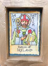 RJ - Patron of Ireland