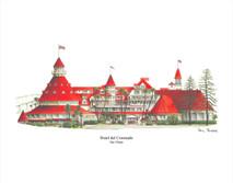 Hotel del Coronado - San Diego, California