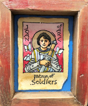 RJ - Patron of Soldiers