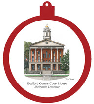 PP - Ornament Bedford County Court House