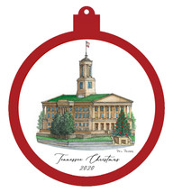 PP -Ornament Tennessee Christmas 2020 - 2