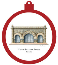 PP -Ornament Union Station Front