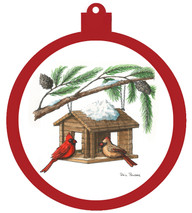 PP -Ornament Bird Feeder