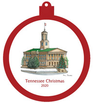 PP -Ornament Tennessee Christmas 2020