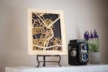 US City Map, Boston, MA