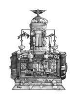 DS - Coffee (11x17) Giclee Print