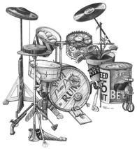DS - Drums - Trap Set (16x20)