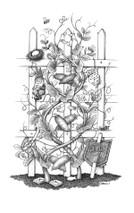 DS - Genetics (11x17) Giclee Print