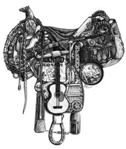 DS - Saddle (16x20)