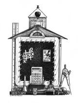 DS - School House (11x14)