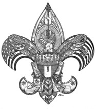 DS - Eagle Scout (11x14)