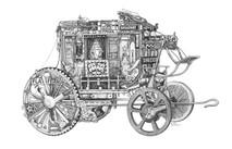 DS - Stagecoach (17x22)