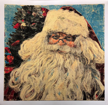 "a Santa ""Larry Keeton"" Prints"