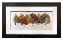 Tennessee Trees 2 Original Framed