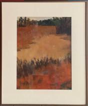 Item #11 - Woods & Wetlands II - Watercolor - Karen Anderson Schwartz