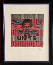 Item #23 - Obama - Herb Williams - SOLD