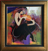 Item #25 - Forgotten Melody - L. Sheri - SOLD