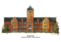 Memorial Hall - Cumberland University