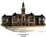 Customs House LE	- Unframed 13x10 (retail $35.00)
