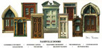 Doors of Nashville OE  - Unframed 20x9 (retail $30)