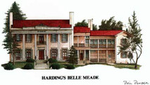 Hardings Belle Meade LE - Unframed 20x16 (retail $35.00)