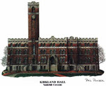 Kirkland Hall LE - Unframed 20x16 (retail $35.00)
