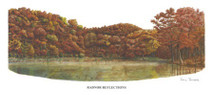 Radnor Reflections OE - Unframed 16x8 (retail $25.00)