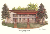 Travelers Rest LE - Unframed 20x16 (retail $35.00)