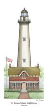 PP Lighthouse - St. Simon Island, GA
