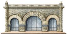 PP Union Station Front Door