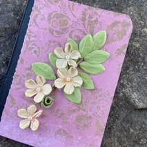 RV - Spring Garden Mini Composition Book