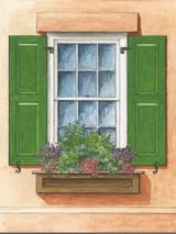 PP Green Window - Charleston